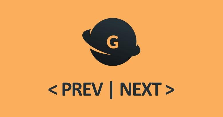 Genesis Next Prev Links Below Comment Form