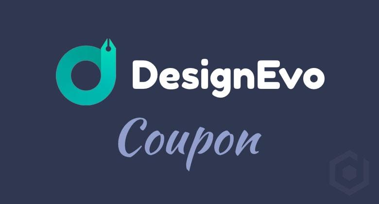DesignEvo Discount Coupon