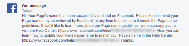 100% Working] Trick to Change Facebook Page Name in 2019