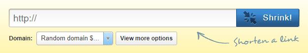 AdFly URL Shortener