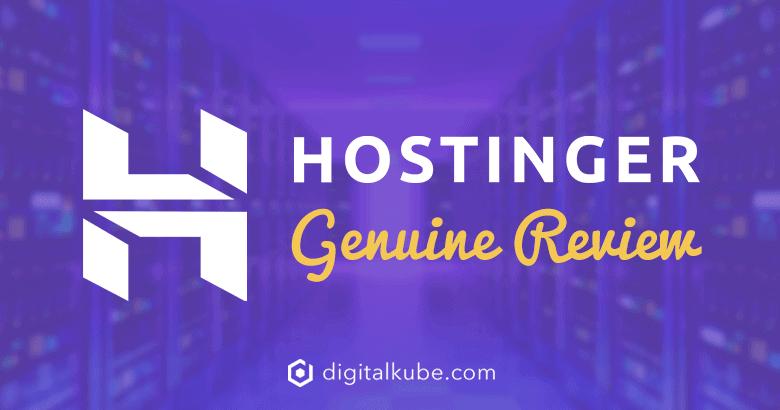 Hostinger Review