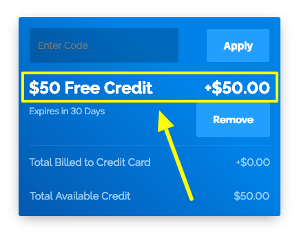 Vultr $50 Free Credits