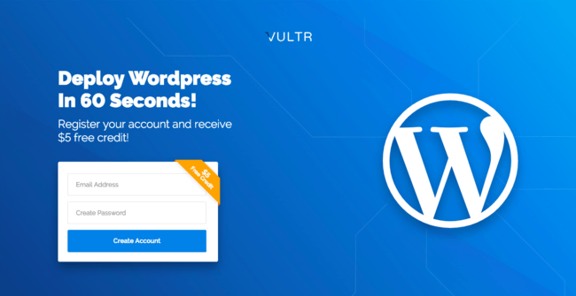 Vultr WordPress