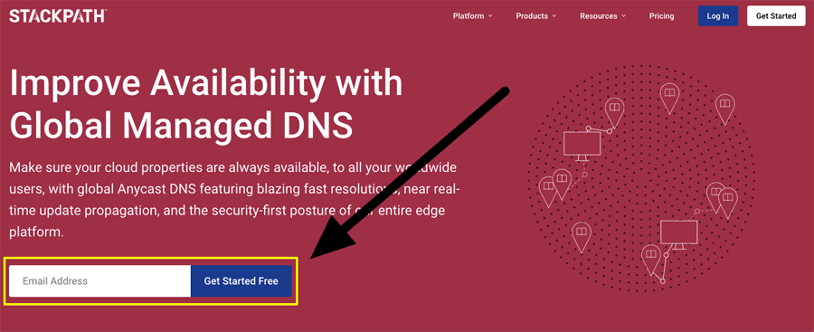 StackPath DNS Deal