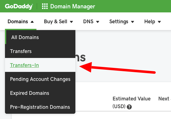How To: Transfer Domain Name From Alibaba Cloud To GoDaddy