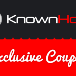 KnownHost Coupon